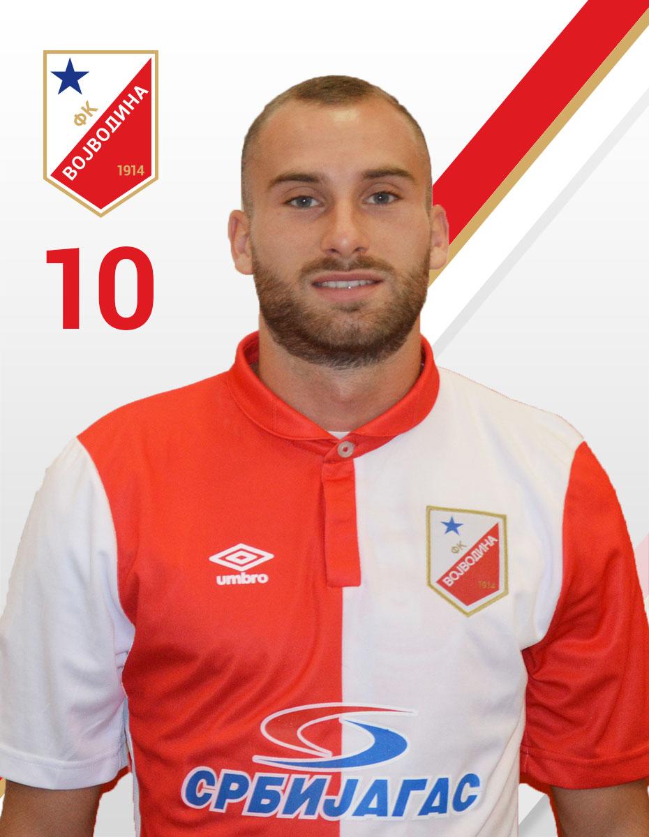 Lazar Arsic FK Vojvodina