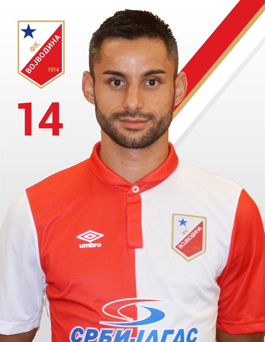 Lazar Djordjevic FK Vojvodina