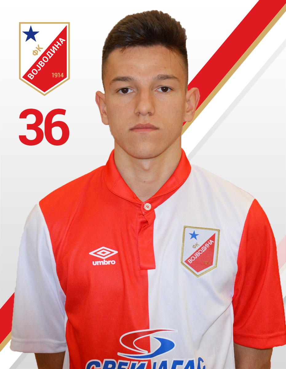 Mihajlo Neskovic FK Vojvodina