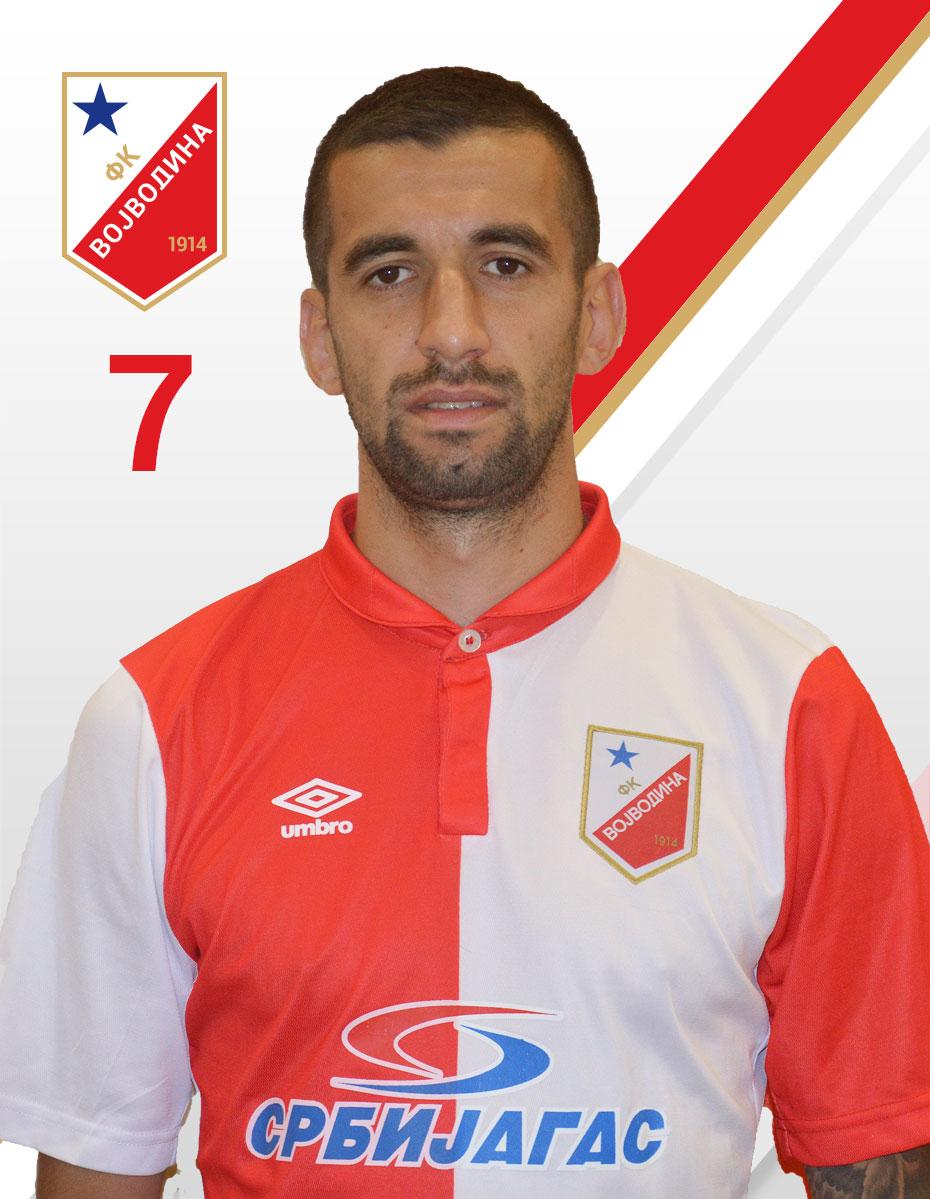 Milan Djuric FK Vojvodina