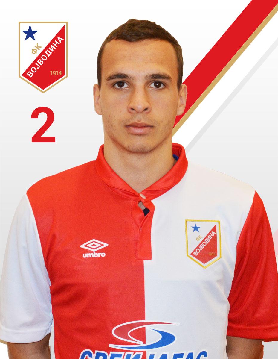 Milan Lazarevic FK Vojvodina