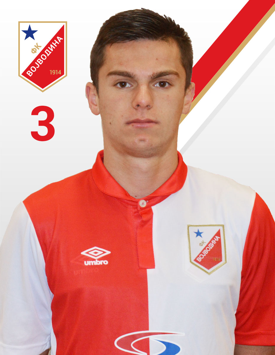 Mladen Devetak FK Vojvodina
