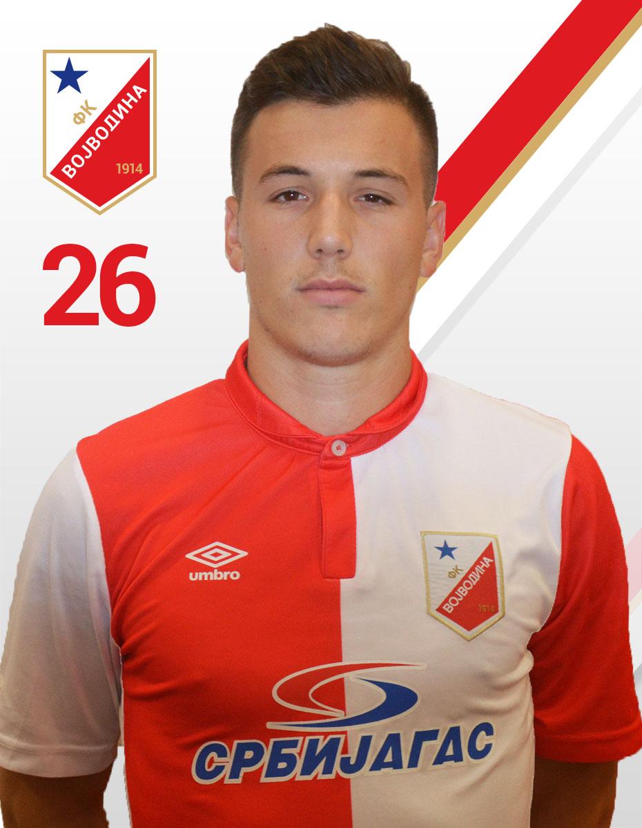 Nikola Sreckovic FK Vojvodina
