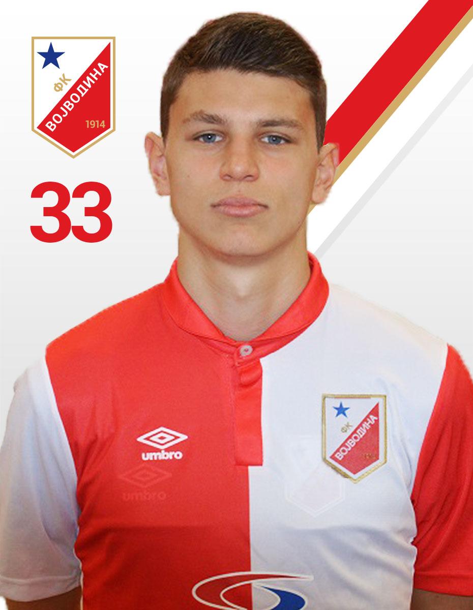 Ranko Veselinovic FK Vojvodina