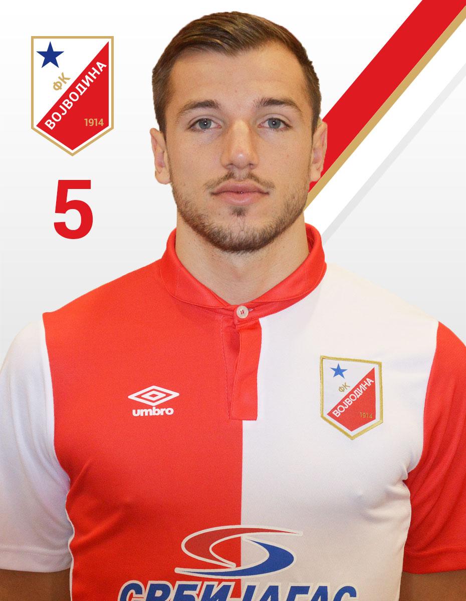 Siniša Saničanin FK Vojvodina