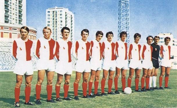 Osvajači Letnje lige šampiona 1971