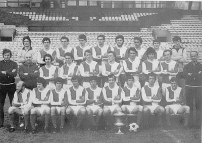 Osvajači Srednjoevropskog kupa-1977