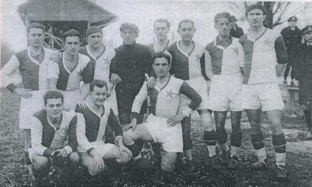Tim Vojvodine iz 1934
