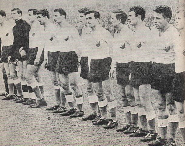 Tim Vojvodine iz 1962