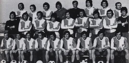 Tim Vojvodine iz 1976