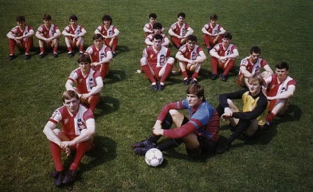 Tim Vojvodine iz 1989
