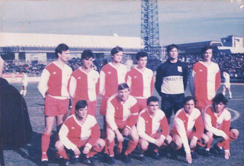 Tim Vojvodine iz 1990