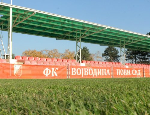 Voša tomorrow against Heroj from Belgrade