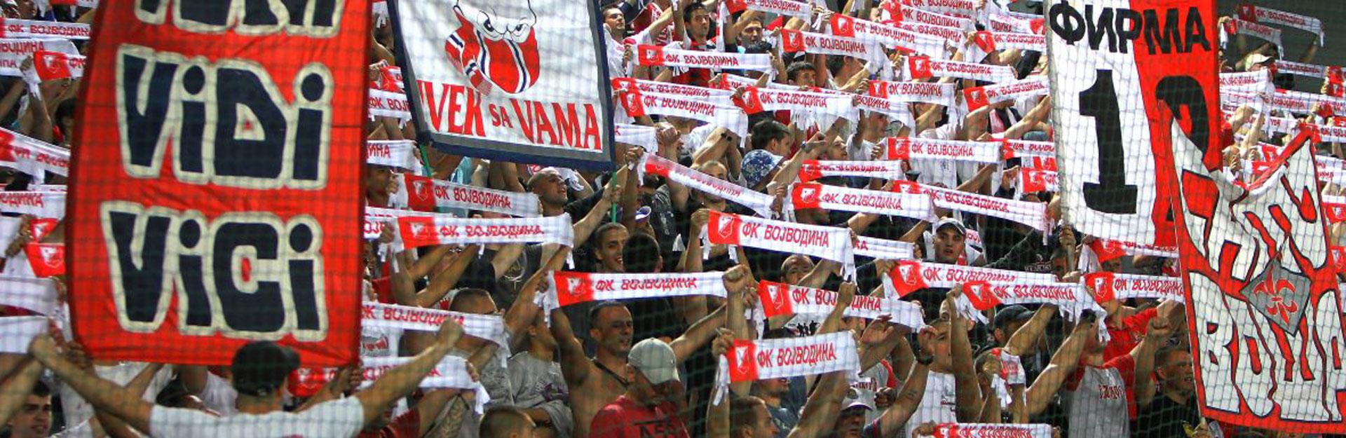 Navijaci FK Vojvodina