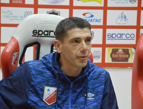 Krivokapić: I was hurt by the reaction of players