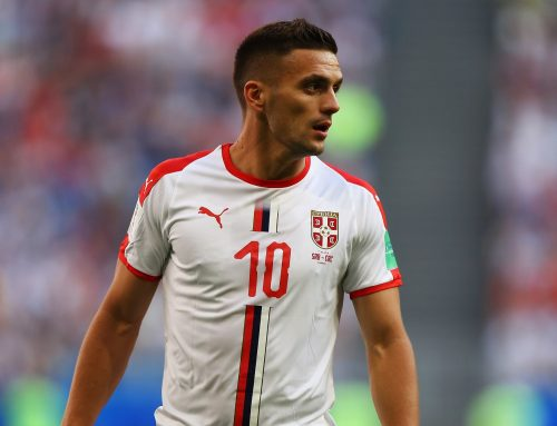 Dusan Tadic is the winner of the February Award