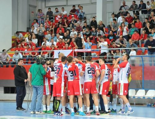 Handball club Vojvodina champion of Serbia for the seventh consecutive time!