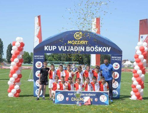 Завршен трећи Куп Вујадин Бошков