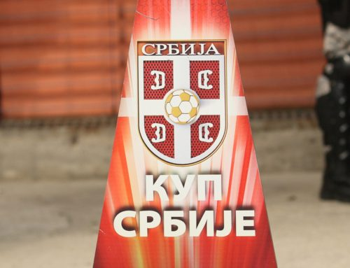 Tomorrow the draw of Round of 32 of Serbian Cup