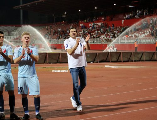 Lalatović: A wonderful welcome, but we should not lose