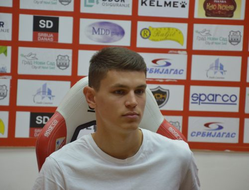 Veselinović: We are expecting one of the toughest away games in the league