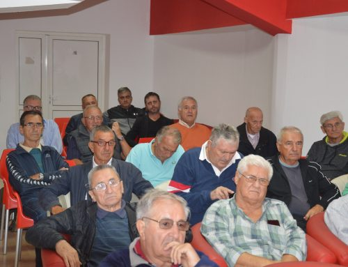 Session of the Veterans Association Assembly held