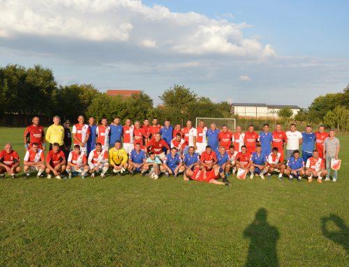 Veterans of Vojvodina on triadal in Maradik