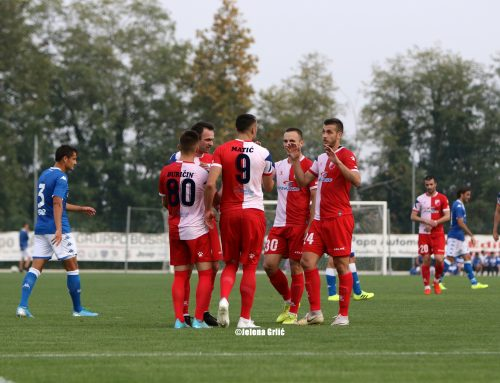 In Voša optimistic ahead of the match against Čukarički