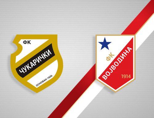 Čukarički – Vojvodina 0:0