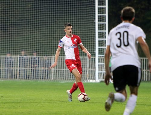 Topić: To play in Europe and win the Cup