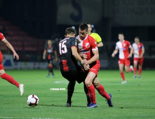 Gemović: Let's finally play a good game at home