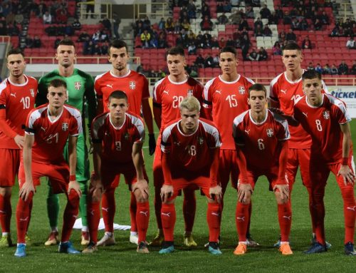 Veselinović: Against Russia to confirm victory over Estonia