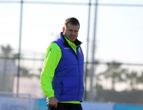 Lalatović: It can be seen that we had a long break