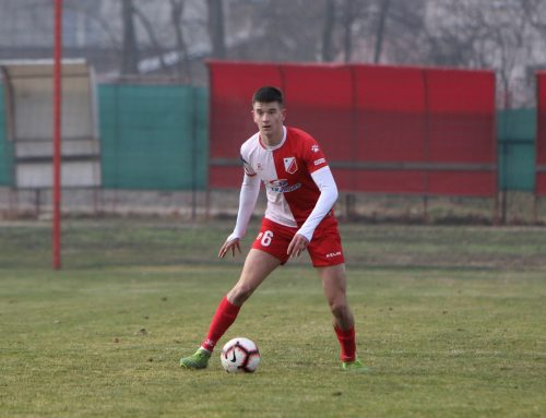 Voša defeated by Spartak