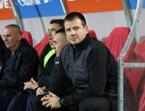 Lalatović: Thanks to the management, Vujadin is like Wembley