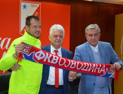 Ненад Лалатовић продужио уговор са Војводином