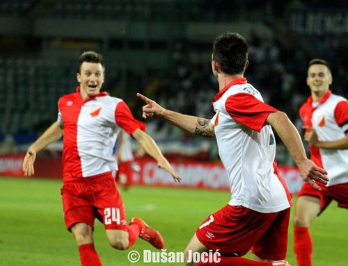 Voša's magic and a magical evening in Turin