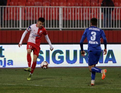 Mihajlo Nešković on loan in Inđija