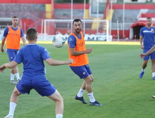 Andrić: It will be a real European match