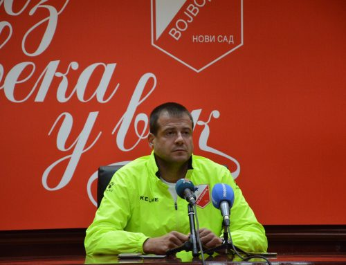 Lalatović: Matches won in advance are the most difficult