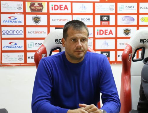 Lalatović: The attacking determination brought the result