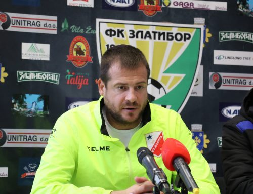 Lalatović: I am satisfied, a well-deserved victory