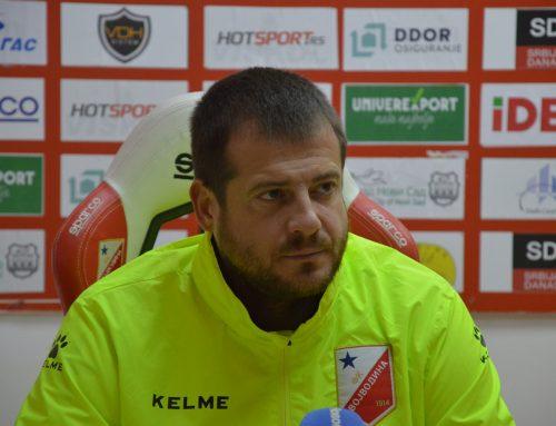 Лалатовић: Напустио нас је најбољи тренер у Супер лиги