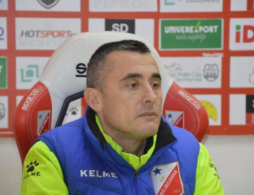 Šarac: The derby of Novi Sad awaits us