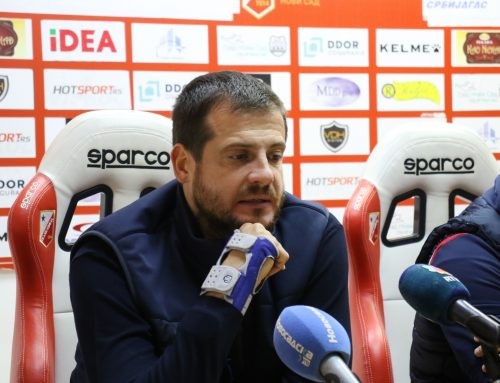Lalatović: We naively conceded goals