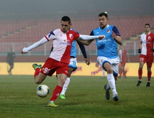 Миљан Вукадиновић најбољи играч 19. кола Супер лиге Србије