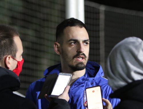 Симић: Срећан сам због повратка