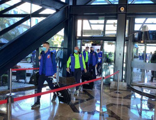 Фудбалери Војводине допутовали у Турску