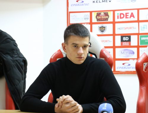 Topić: I am ready, we hope to win