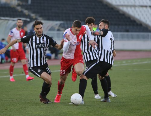 Voša defeated in the derby